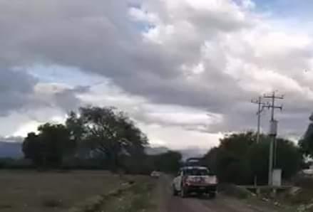 Intento de asalto termina en balacera en Granja Bachoco en Tepanco