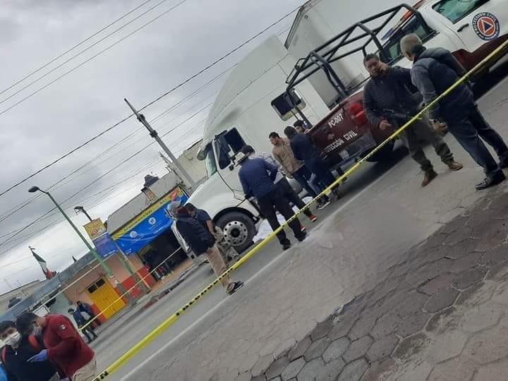 Mujer muere atropellada en San Salvador el Seco