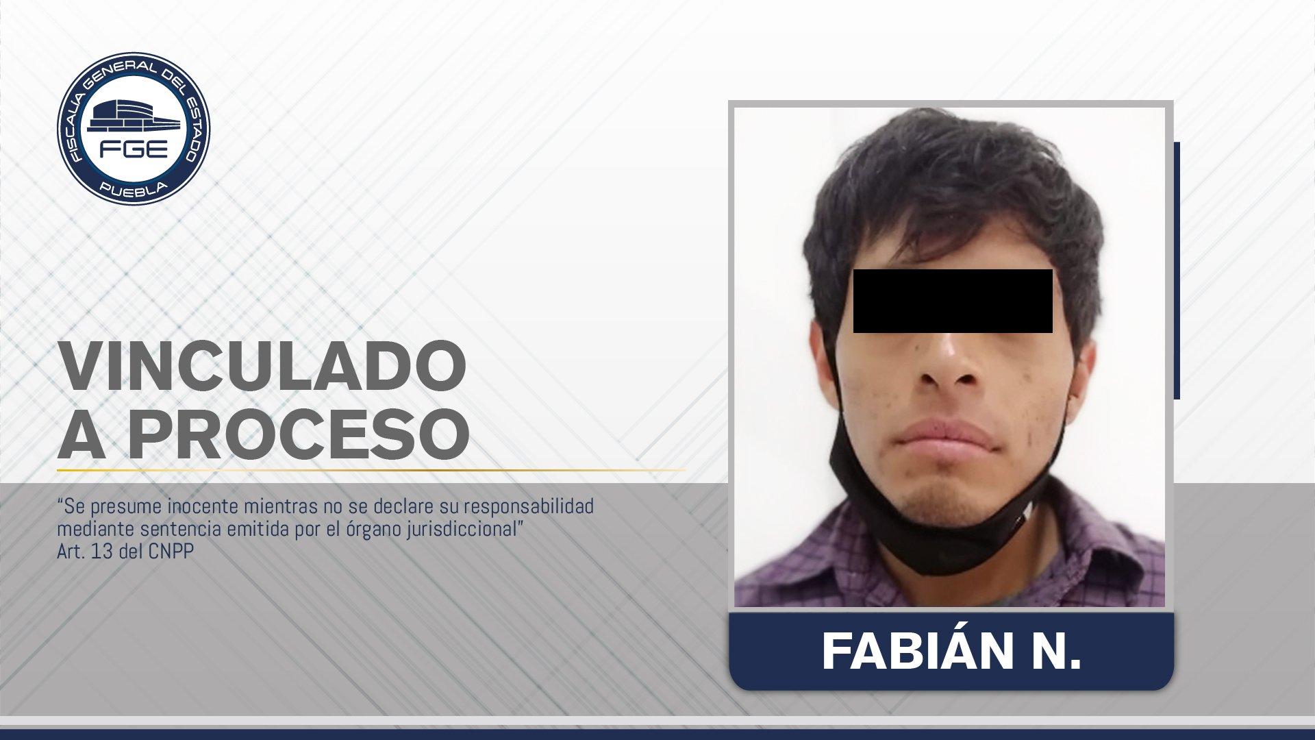 Detienen a Fabián por abuso sexual de niña de 11 años en San Pedro Cholula