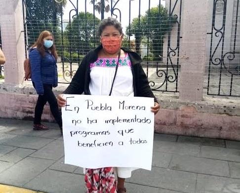 Cuetzaltecos se solidarizan con líderes de Antorcha Campesina
