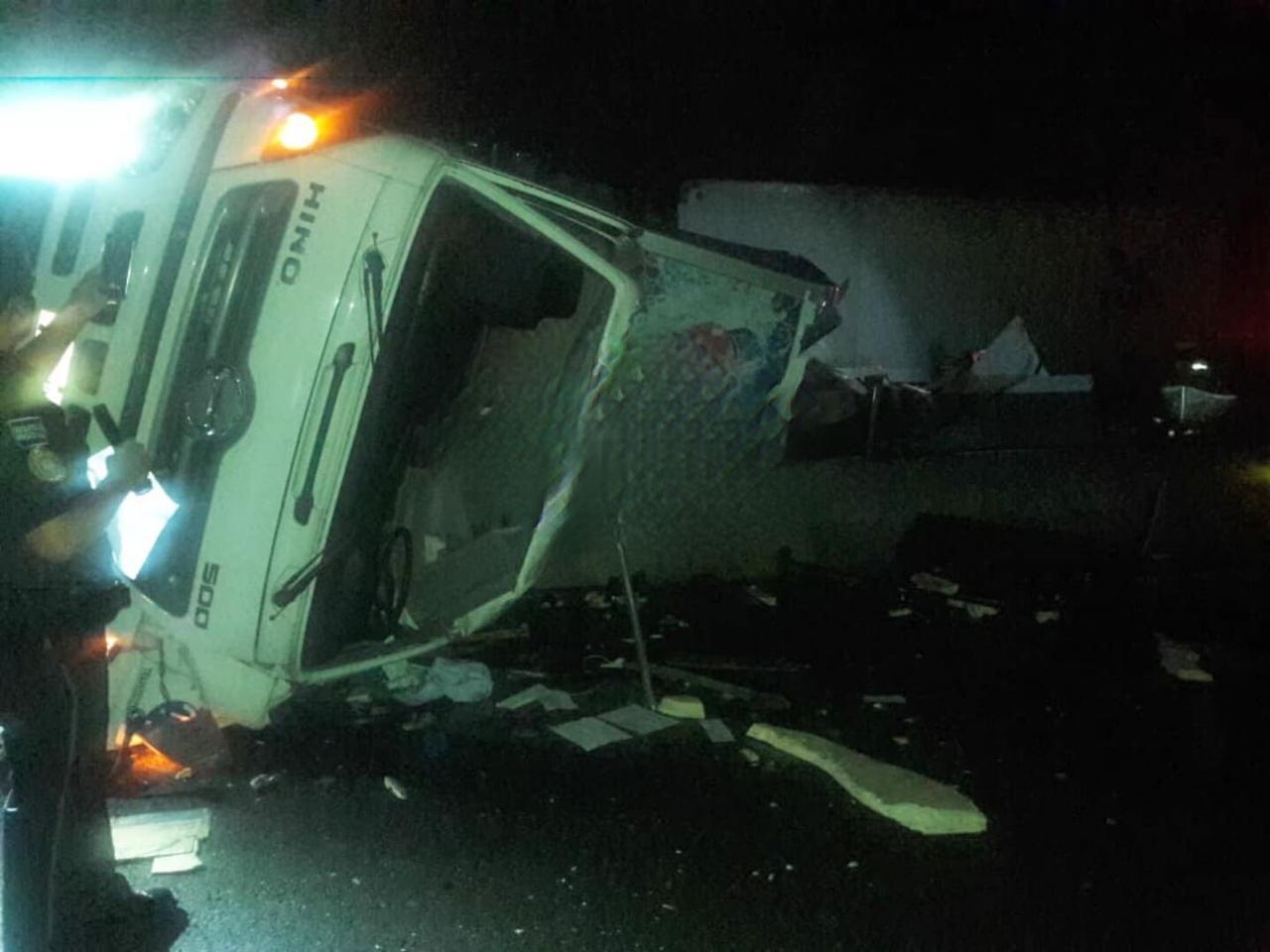 Muere familia poblana en fatal accidente en la Xalapa-Perote