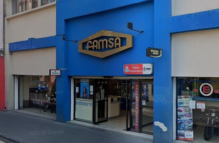 Alerta la Condusef sobre fraudes a clientes de Banco Famsa
