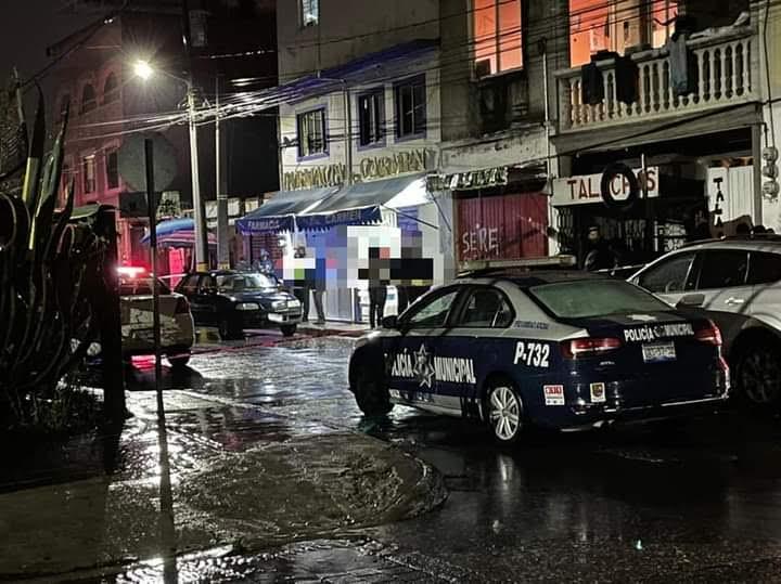 Asesinan en asalto a trabajador de una farmacia en San Pedro Cholula