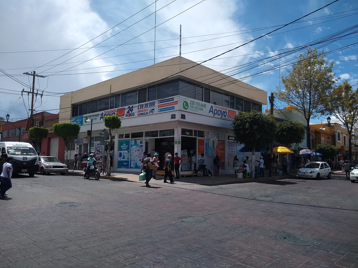 Farmacias se quedan sin medicina para síntomas de Covid19 en Tehuacán