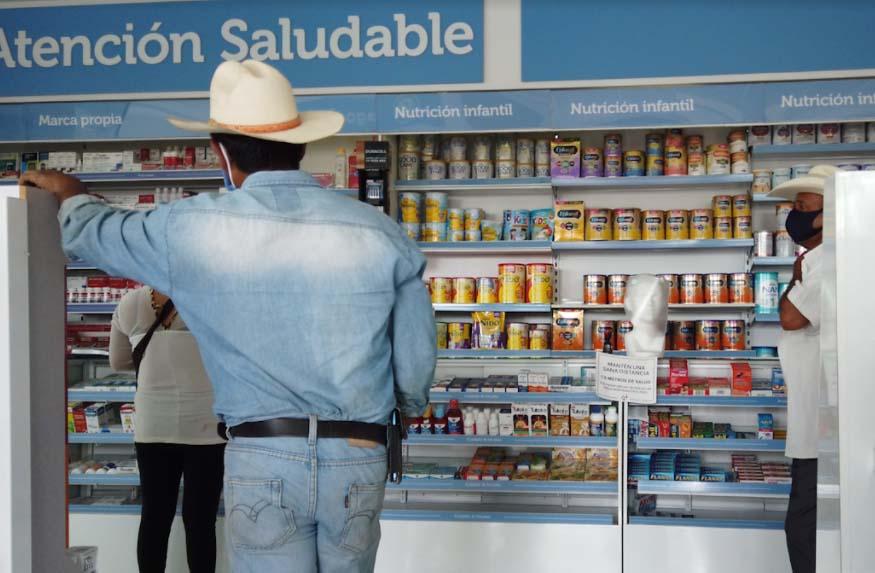 Baja 70% demanda de medicamentos contra COVID en Tecamachalco