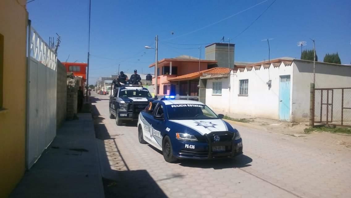 Balacera en Tecamachalco deja una mujer herida en el rostro