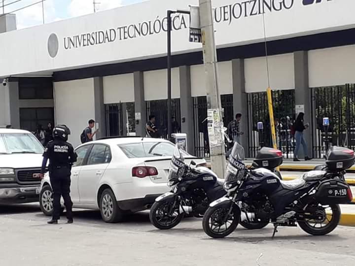 Tras ataque a estudiantes de la UTH, asignan vigilancia en la zona