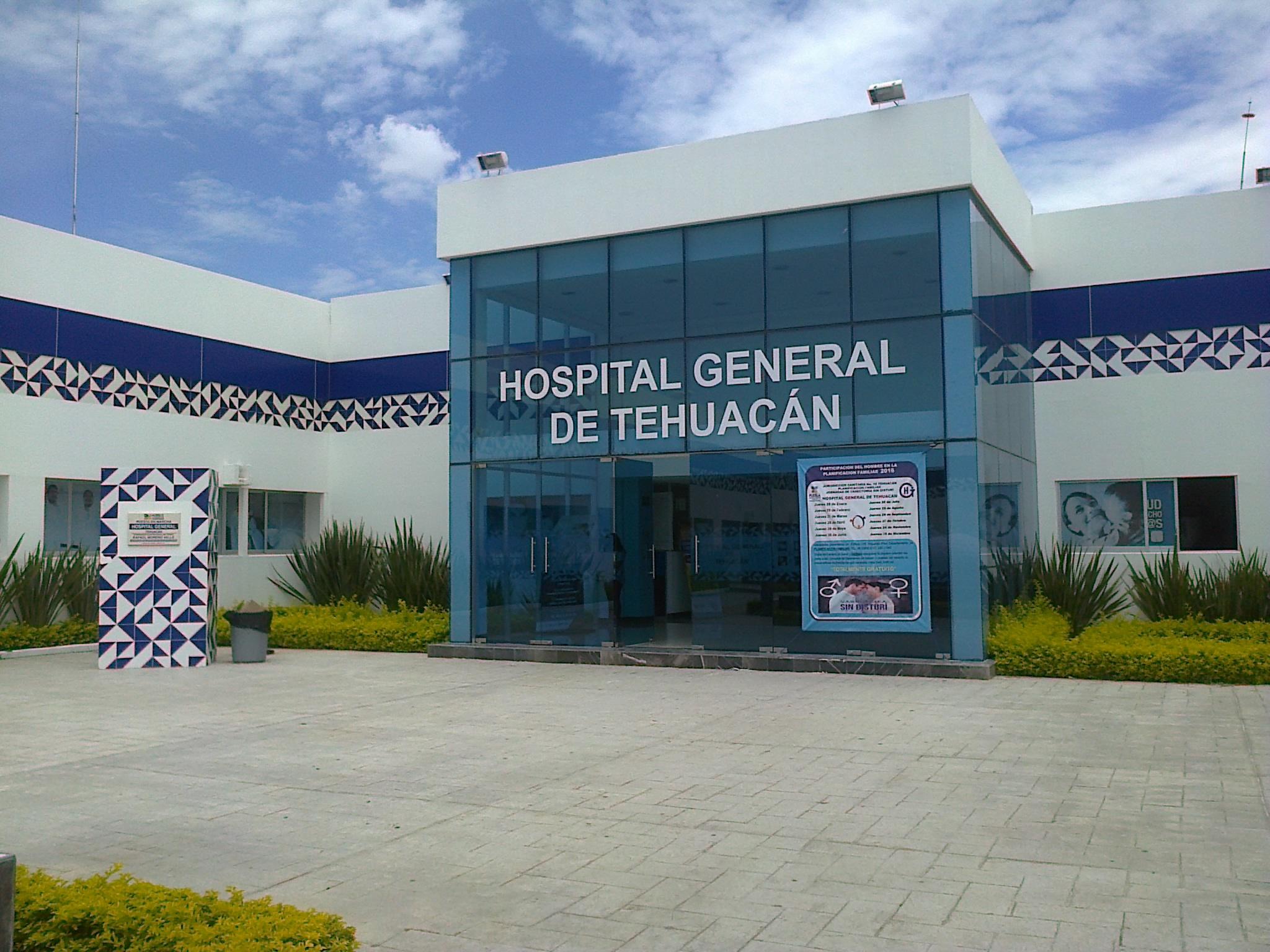 Sin medicamentos del cuadro básico en Hospitales de Tehuacán