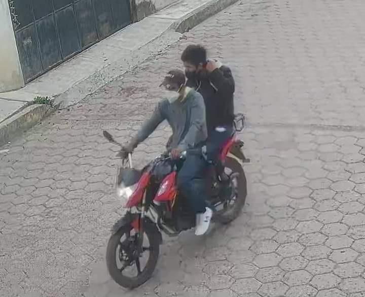 Captan a presuntos asaltantes de Amozoc, buscan identificarlos