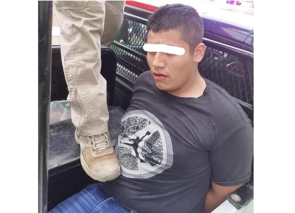Vecinos capturan a ladrón y policías lo dejan libre en Chignautla