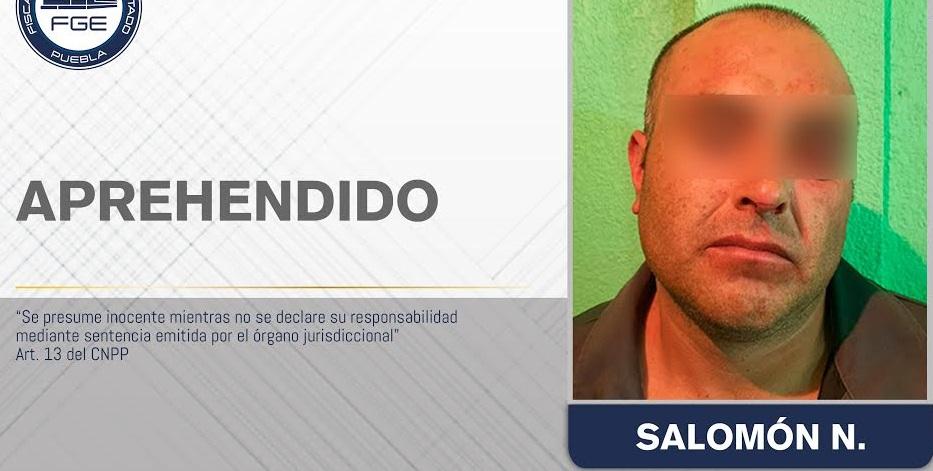 Tras pelea, le dio un disparo a su esposa y la mató en Cañada Morelos