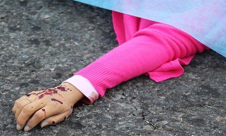 Ejecutan a jovencita en Izúcar, cerca de la base de la Guardia Nacional