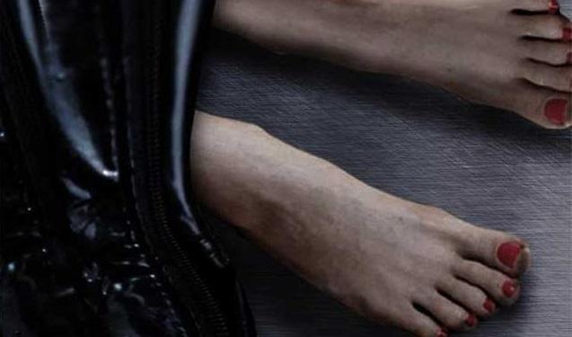 Los pies de Guillermina, la mujer decapitada, no aparecen