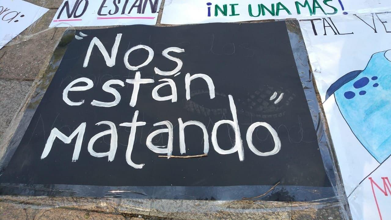 Puebla suma 20 feminicidios en primeros 3 meses de este 2021