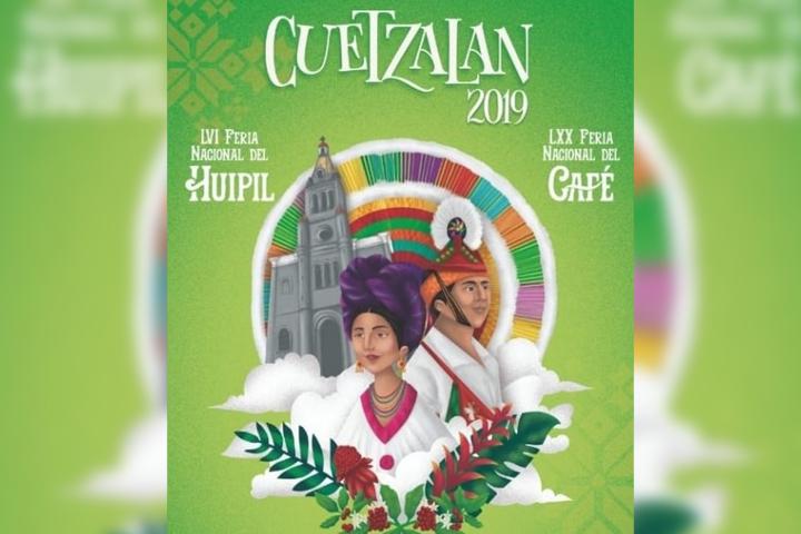 Presentan la feria del huipil y el café en Cuetzalan