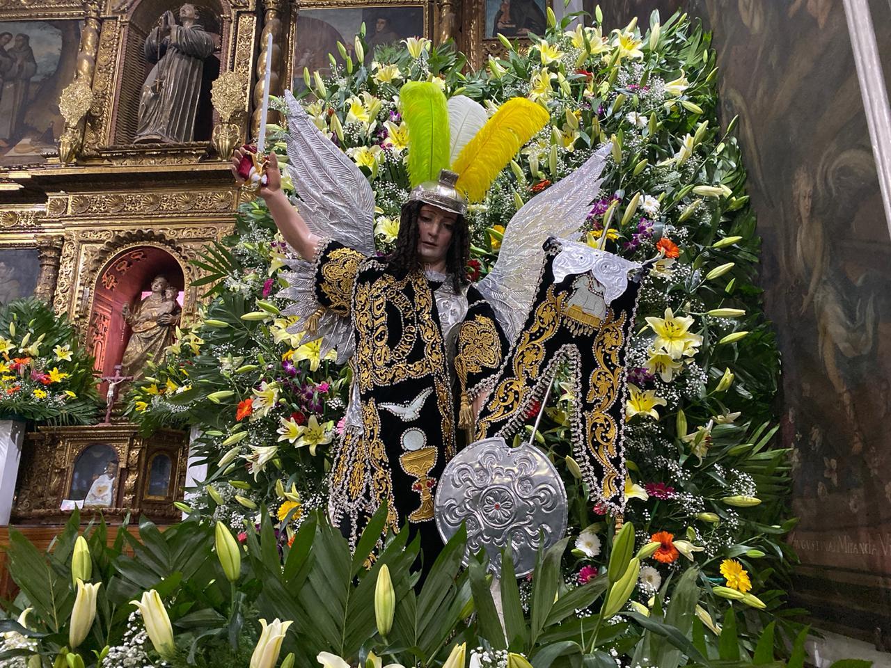 Arrancan festejos por fiesta patronal en Huejotzingo