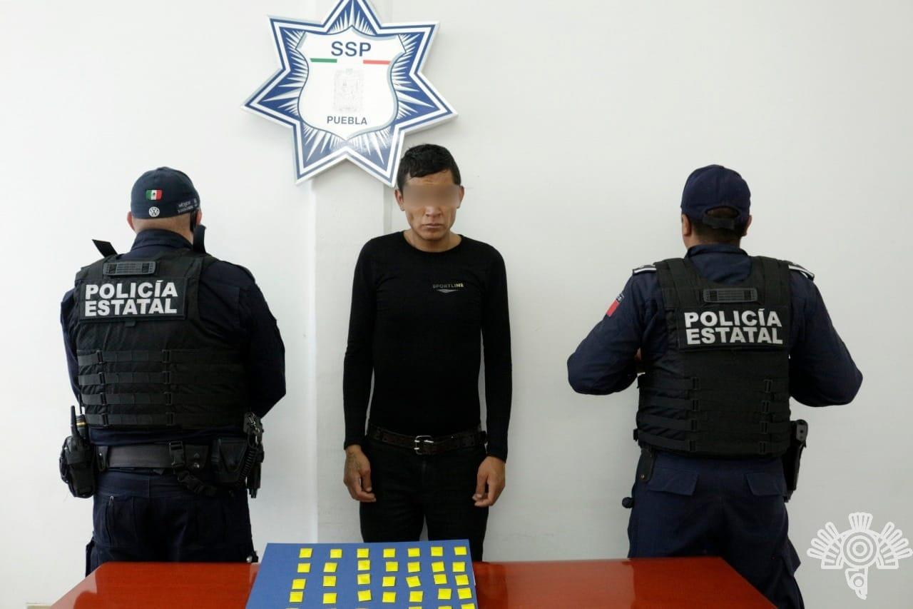 Detienen a Fernando por incentivar a saqueos en Puebla