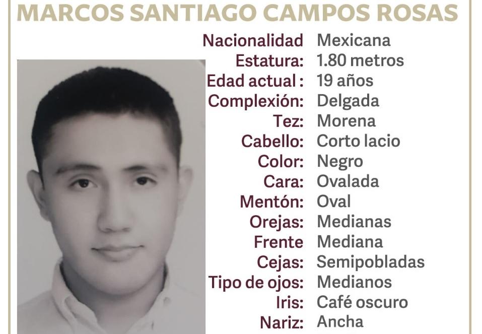Buscan a Marcos, desapareció en la colonia Chulavista de Puebla