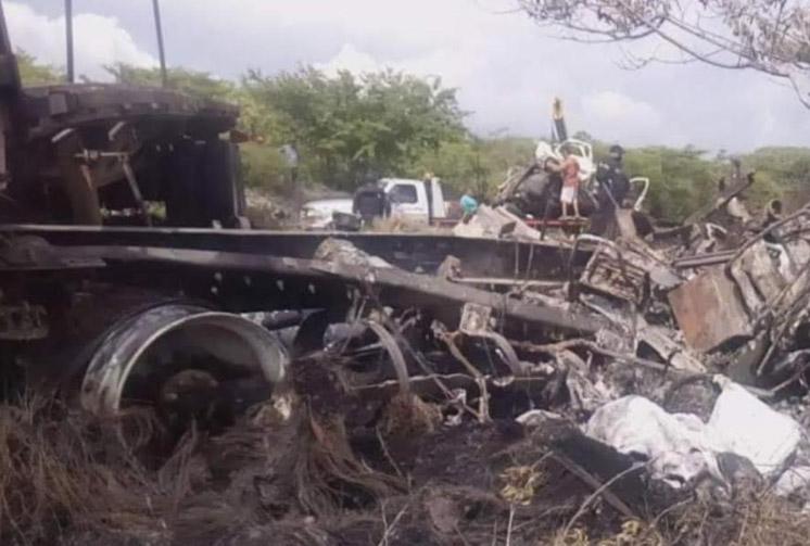 Identifican cadáveres de familia que murió calcinada en Izúcar