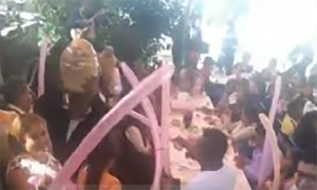 Pese a pandemia, hay fiestas más frecuentes en Texmelucan