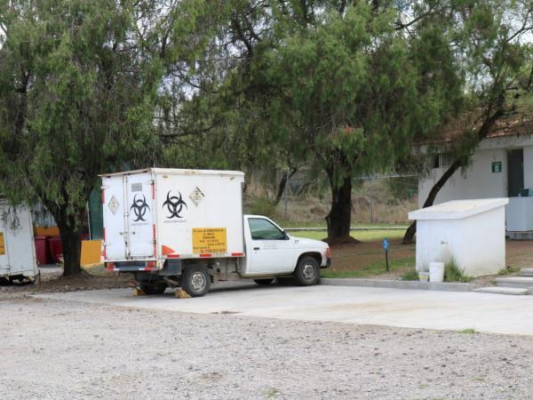 Dan ultimátum a empresa para retirar residuos hospitalarios en Valsequillo