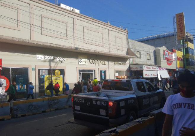Tiendas grandes acaparan venta durante el Buen Fin en Texmelucan