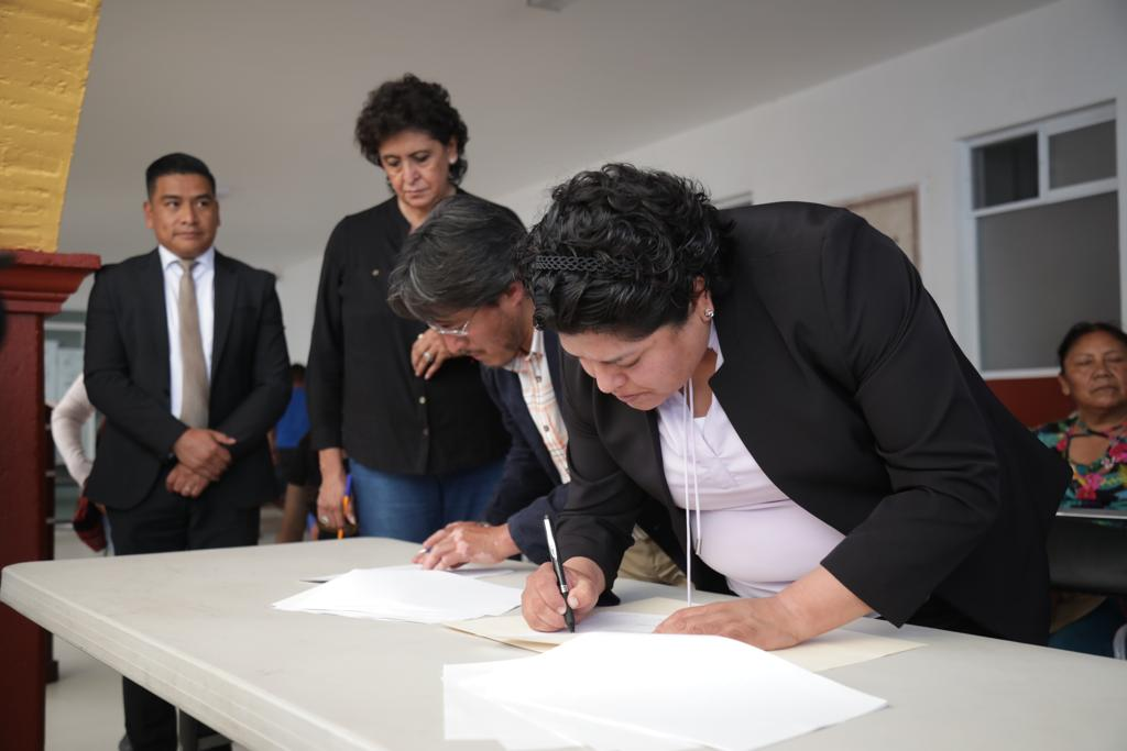 Protocolo de Consulta Indígena, un trabajo de comunidades: Pérez Popoca