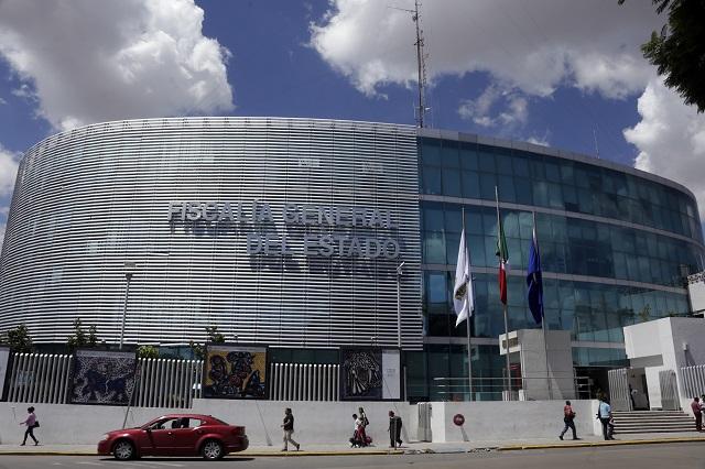 Los cochupos en la ausencia de un fiscal en Puebla