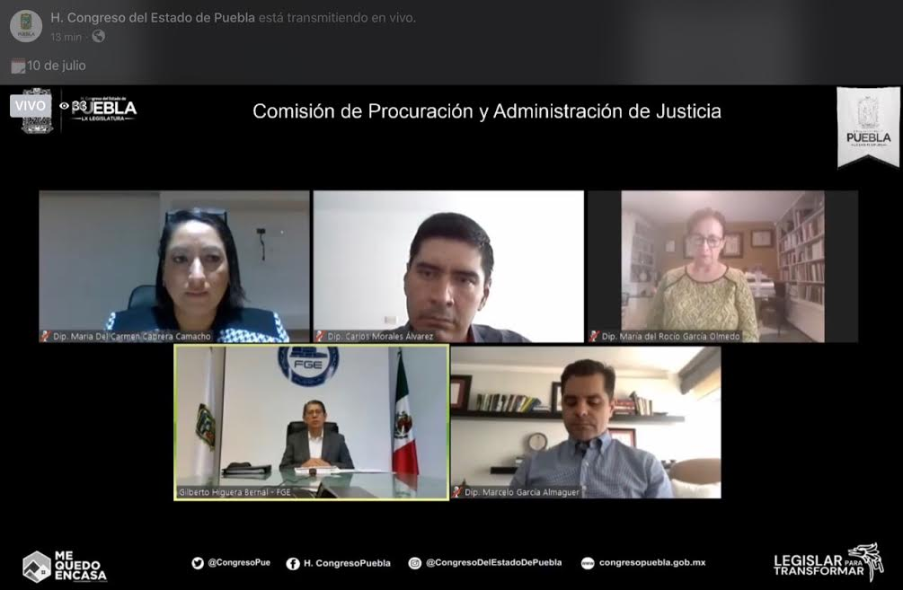 En Puebla, cada hora una mujer denuncia violencia familiar, informó fiscal