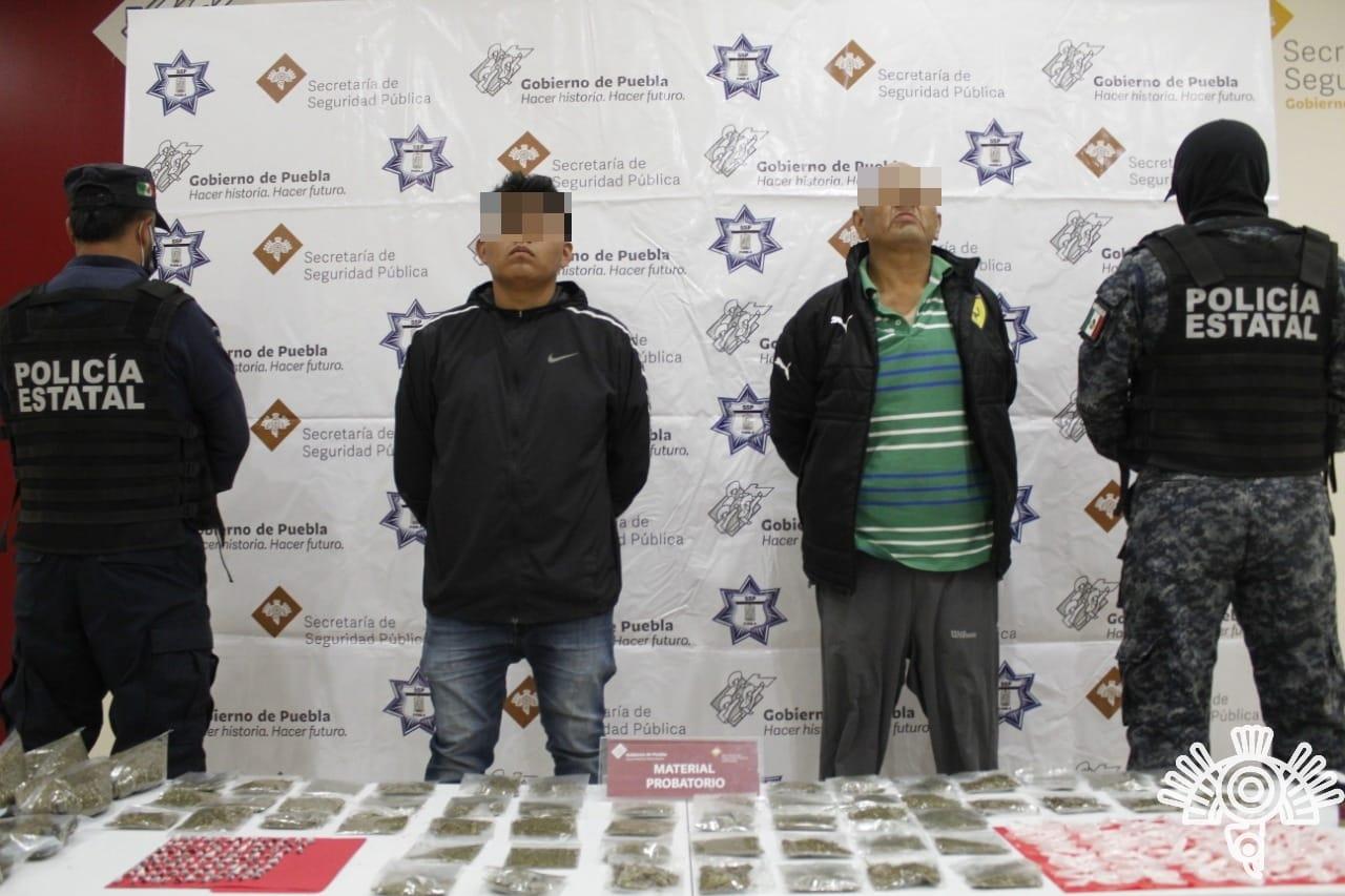 Cae en Puebla El Flavio, narcomenudista de La Patrona