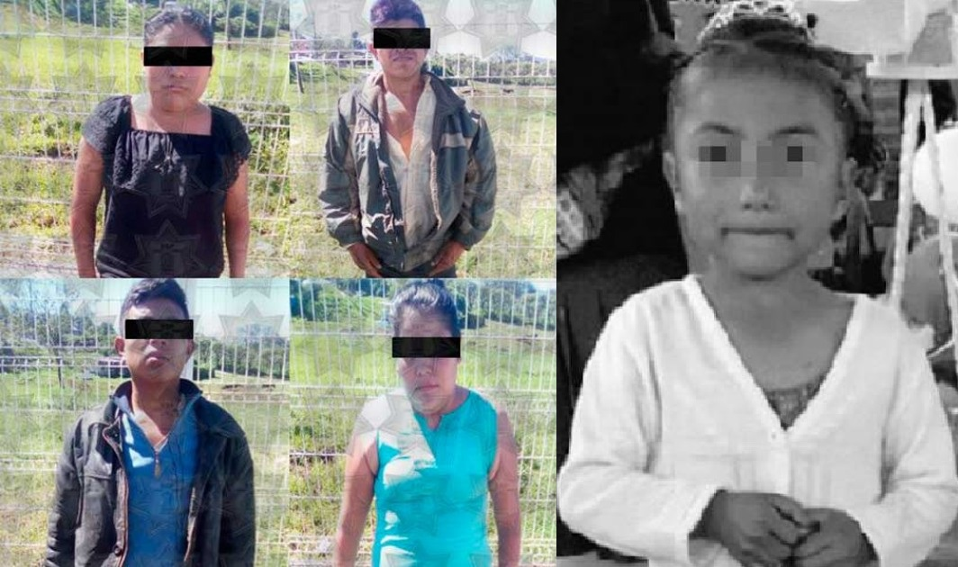 Sentencian a tías homicidas de Flor Itzel, irán casi 90 años a prisión