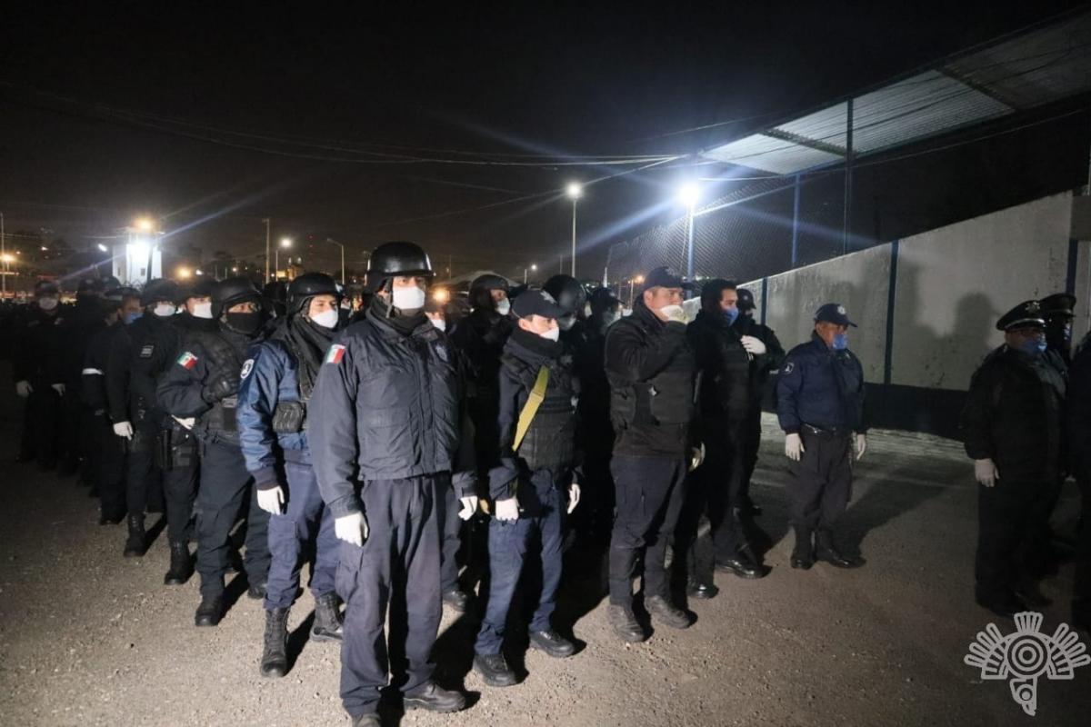 Gobierno estatal implementará estrategia contra saqueos: Barbosa