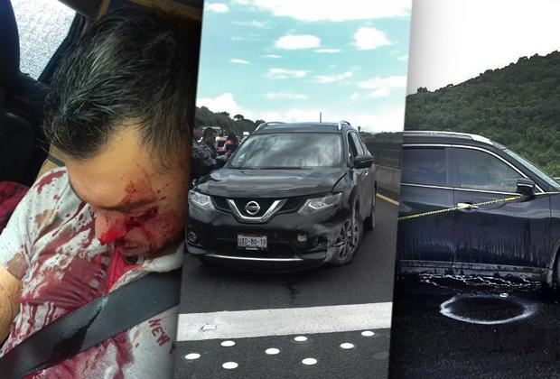 Disparan contra alcaldesa de Cuautempan y matan a su chofer en Jalisco