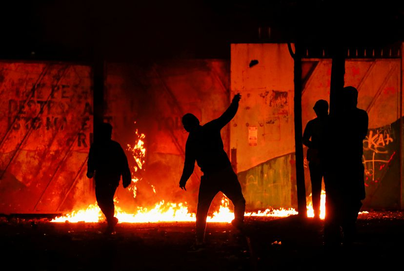 Estallido de violencia en Irlanda del Norte por Brexit