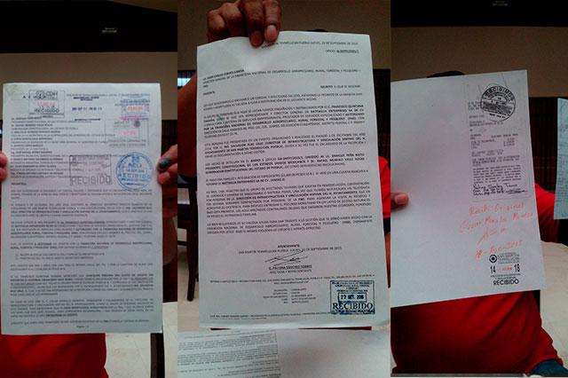 Acusan por fraude a funcionario del ayuntamiento de Texmelucan