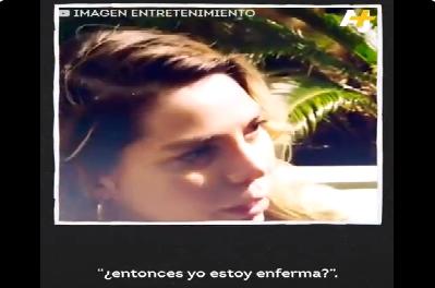 VIDEO Alejandra Guzmán da postura sobre declaraciones de Frida Sofía