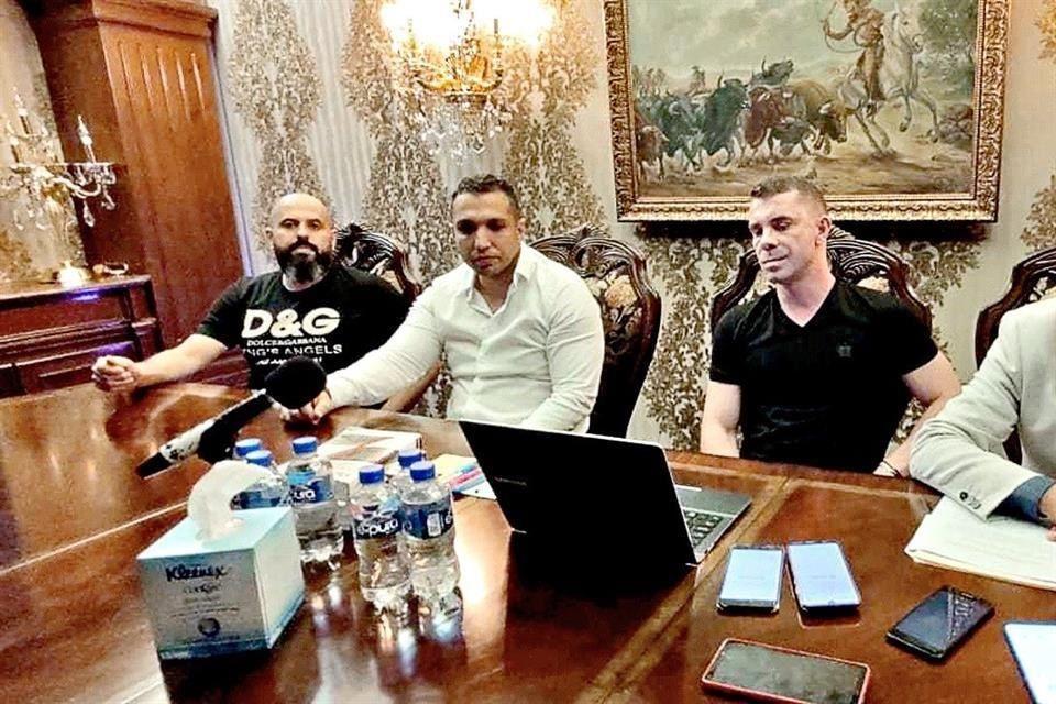 La incómoda cita a la mafia rumana