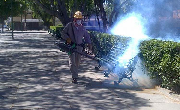 En plena crisis por Covid-19 ahora enfrentan al dengue en Tehuacán