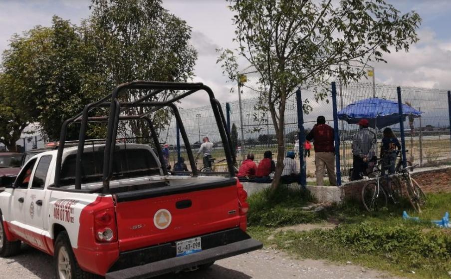 Clausura Protección Civil de San Andrés 4 eventos sociales y deportivos