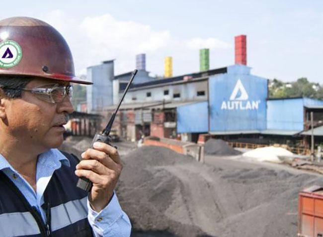 Minera Autlán de Teziutlán registra 84 obreros con Covid
