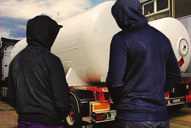 Puebla encabeza a nivel nacional casos de robo de gas LP