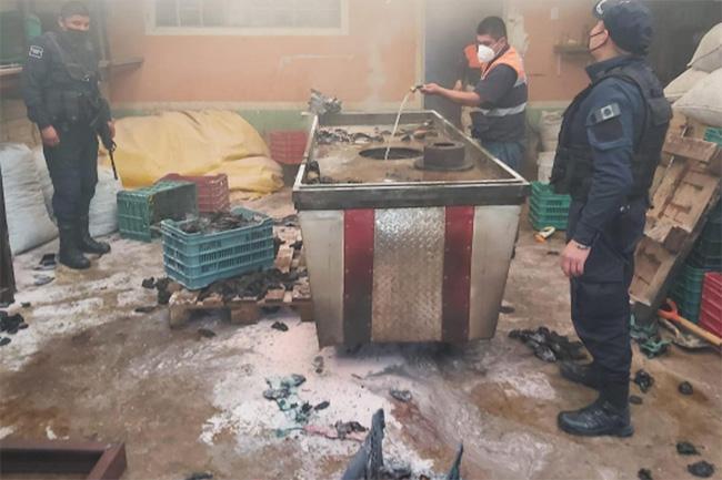 Explota tanque de gas en vivienda de Xiutetelco; hay tres heridos