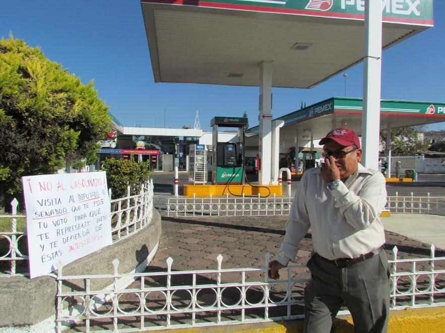 Premium llega a Atlixco a 20.92 pesos el litro