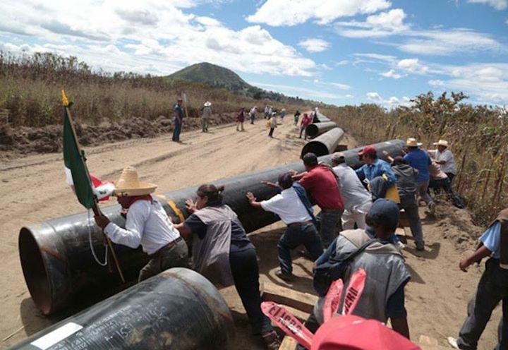 Niegan licencia para gasoducto Tlaxcala-Puebla-Morelos