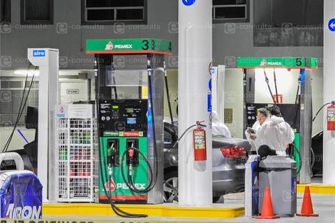 Por atracar gasolinera en Puebla vinculan a proceso a tres sujetos