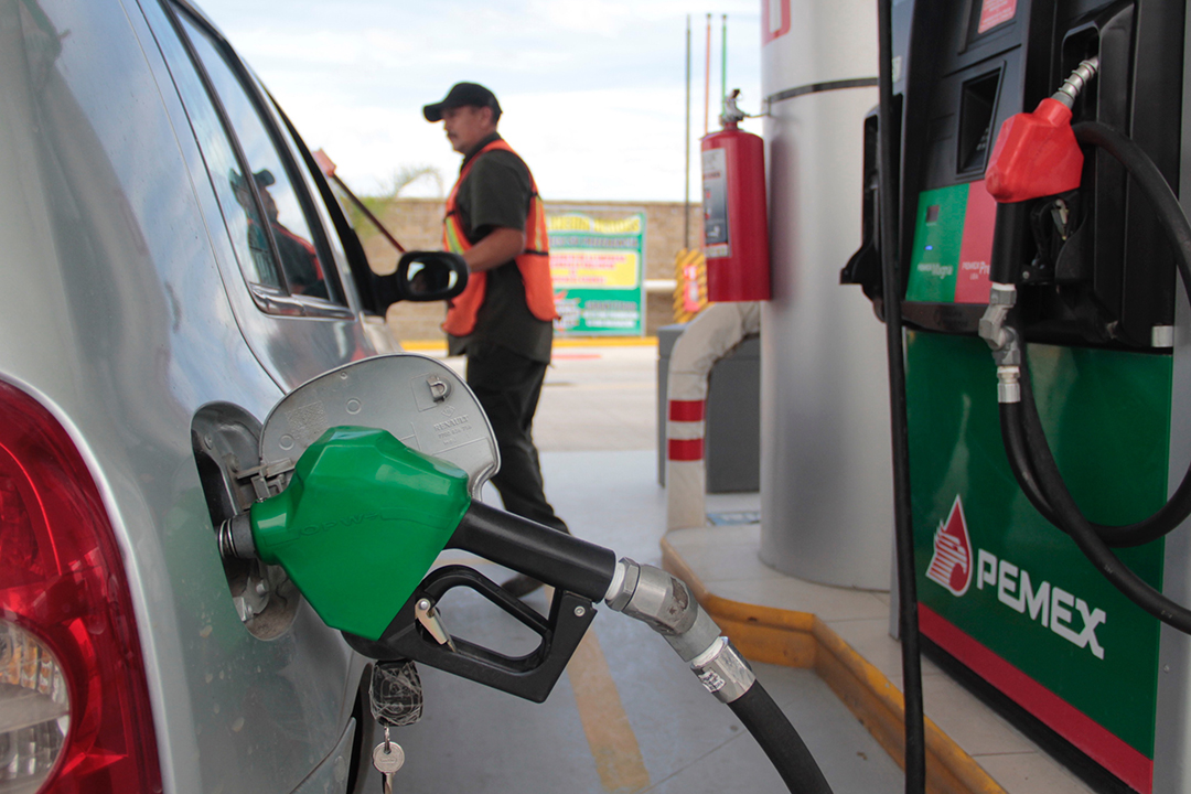 Este sábado sube el IEPS de gasolina magna y diésel