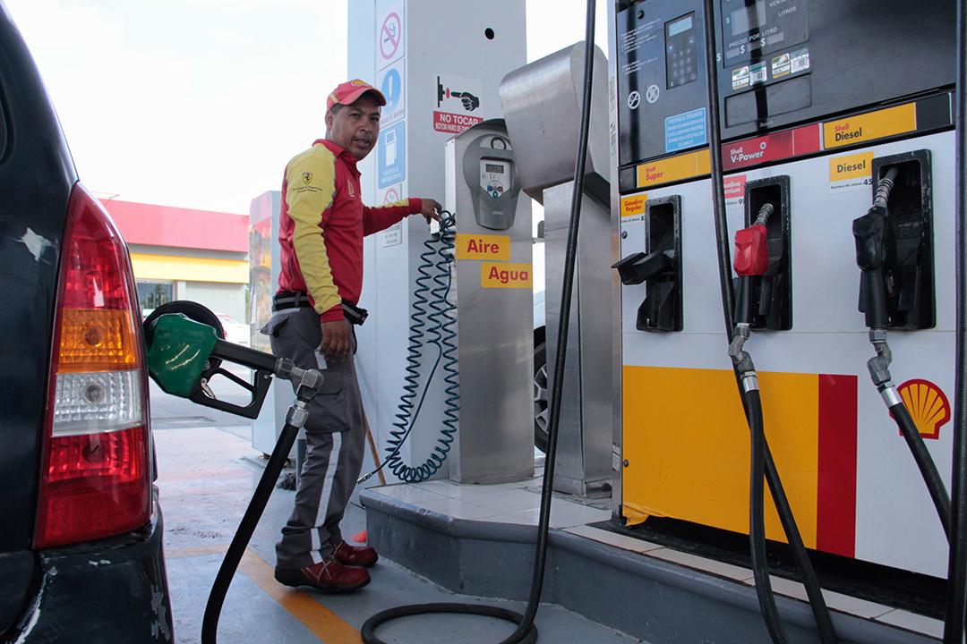 Verifica Profeco gasolineras denunciadas por la aplicación