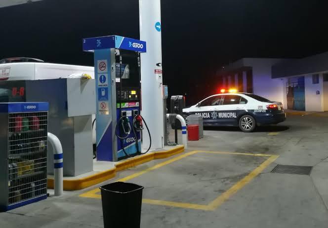 Inseguridad le pega a gasolineras y Oxxos en Texmelucan