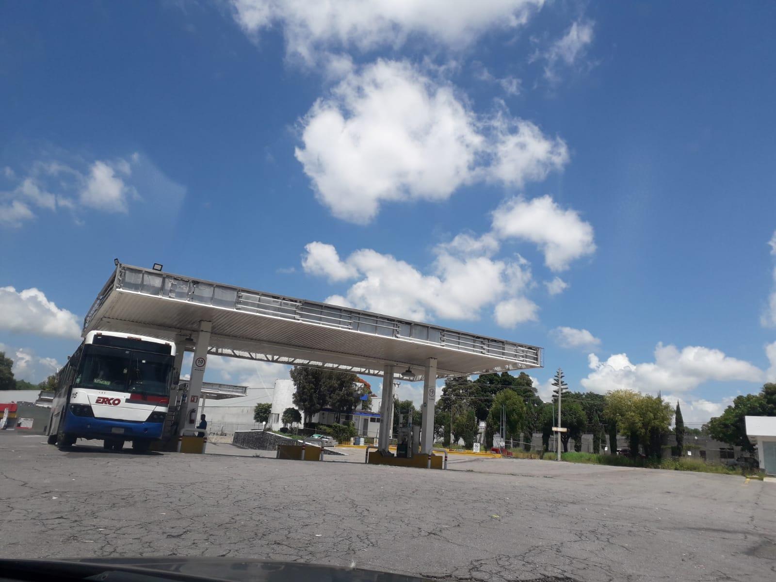 Lleva gasolinera del sur de Atlixco tres meses sin combustible