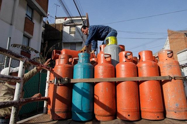 Detectan en Puebla tercer precio más bajo en tanque de gas LP